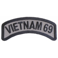 Vietnam 1969 Patch | US Military Vietnam Veteran Patches