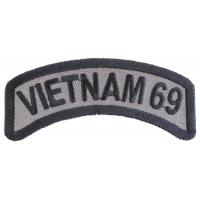 Vietnam 1969 Patch | US Military Vietnam Veteran Patches