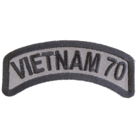 Vietnam 1970 Patch | US Military Vietnam Veteran Patches