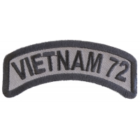 Vietnam 1972 Patch | US Military Vietnam Veteran Patches