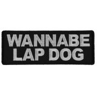 Wannabe Lap Dog Patch
