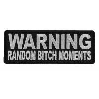 Warning Random Bitch Moments Patch