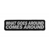 What Goes Around Comes Around Patch