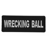 Wrecking Ball Patch