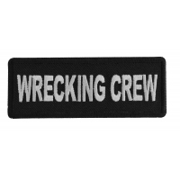 Wrecking Crew Patch