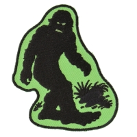 Big foot Sasquatch Patch