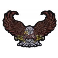 Brown Eagle Small Patch