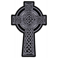 Celtic Cross Small Patch