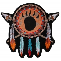 Large Native American Patch Design