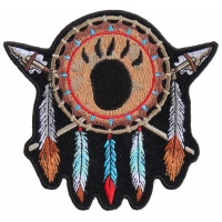 Native Indian Small Patch Design
