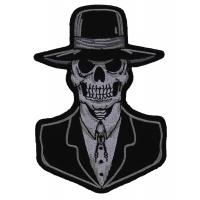 Preacher Skull Small Patch