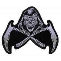 Reaper Scythe Patch