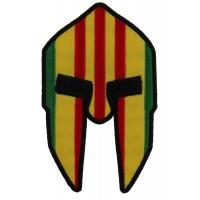 Spartan Helmet Vietnam Vet Patch