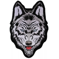 Wolf Patch Large
