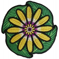 Flowers and Leaves Patch