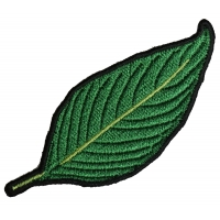 Green Leaf Patch