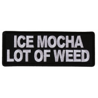 Ice Mocha a Lot of Weed Patch