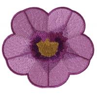 Purple Flower Patch