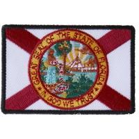 Florida Flag PAtch