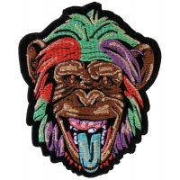 Party Animal - Color Monkey Patch