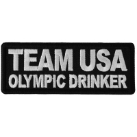 Team USA Olympic Drinker Patch
