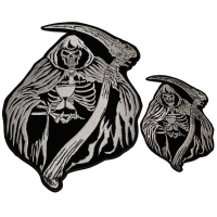 Reaper Patch Small And Large Set