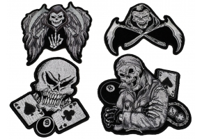 Shop Monochrome Large Back Patches