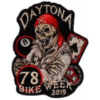 Daytona Bike Week 2019 Patch