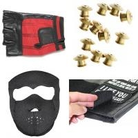 Biker Essential Gear for motorcycle