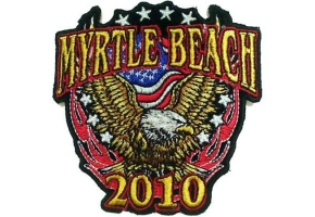 Shop Patches for Myrtle Beach Rally