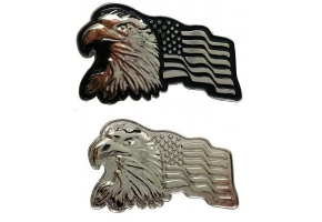 Eagle pins for bikers