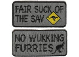 Aussi patches