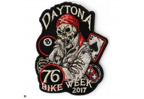 Shop Patches for Daytona Bike Week