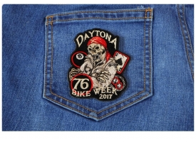 Shop Motorcycle Rally & Biker Rally Patches