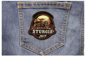 Shop Patches for Sturgis Biker Rally