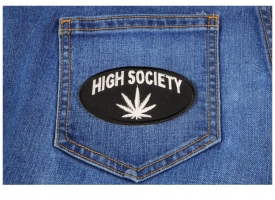 Shop Marijuana Pot Patches - Weed Patches Iron on Legalize it Patches