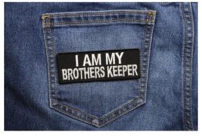 Shop Biker Military Veteran Brotherhood Patches