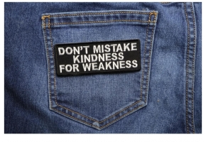 Shop Inspirational Sayings & Quote Iron on Patches