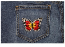 Shop Embroidered Butterfly Patches