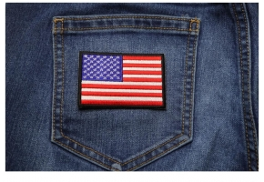 Shop 3 inch American US Flag Patches