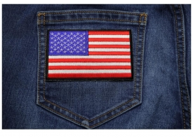 Shop 4 inch American US Flag Patches