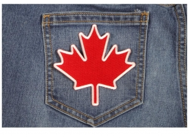 Canadian Guy's Patches