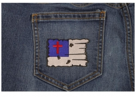 Christian Patches in Honor of Jesus