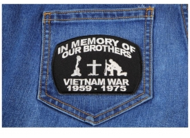 Shop Vietnam War Military Veteran Patches