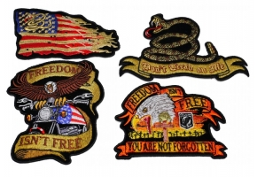 Shop American Pride Patriotic Patches