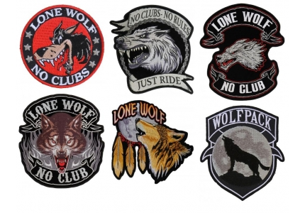 biker patch maker online