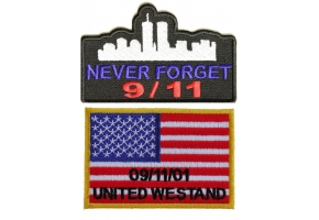 Shop Patches in Memory of Sept 11