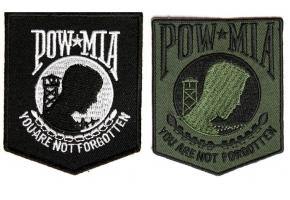 Shop POW MIA Veteran Patches