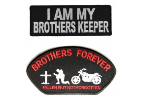 Shop Biker Military Veteran Brotherhood Patches