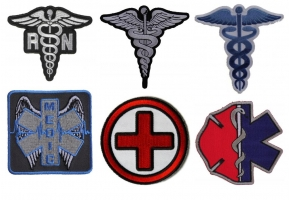 Shop EMT Patches for Emergency Medical Techs